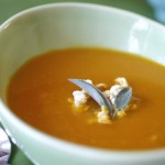 Recipe: Roasted Butternut Squash Soup