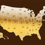 Obesity Nation: Least And Most Obese States
